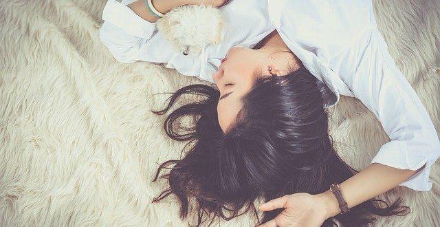 Girl Sleep Female Woman Young