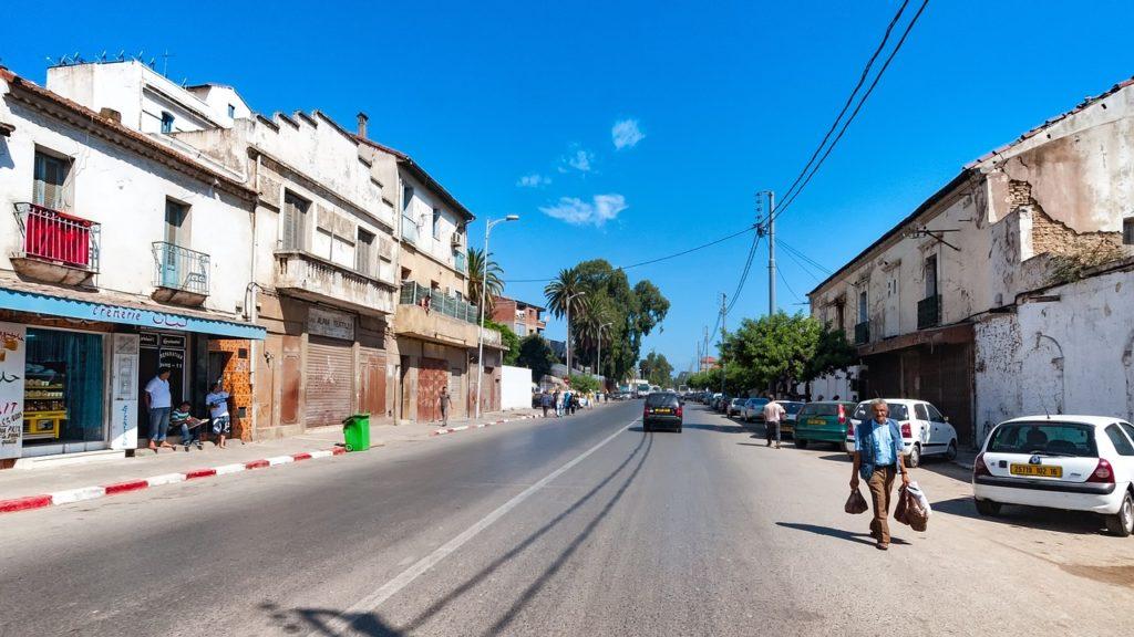 Road Alger Algeria Human Sky Blue  - SofiLayla / Pixabay