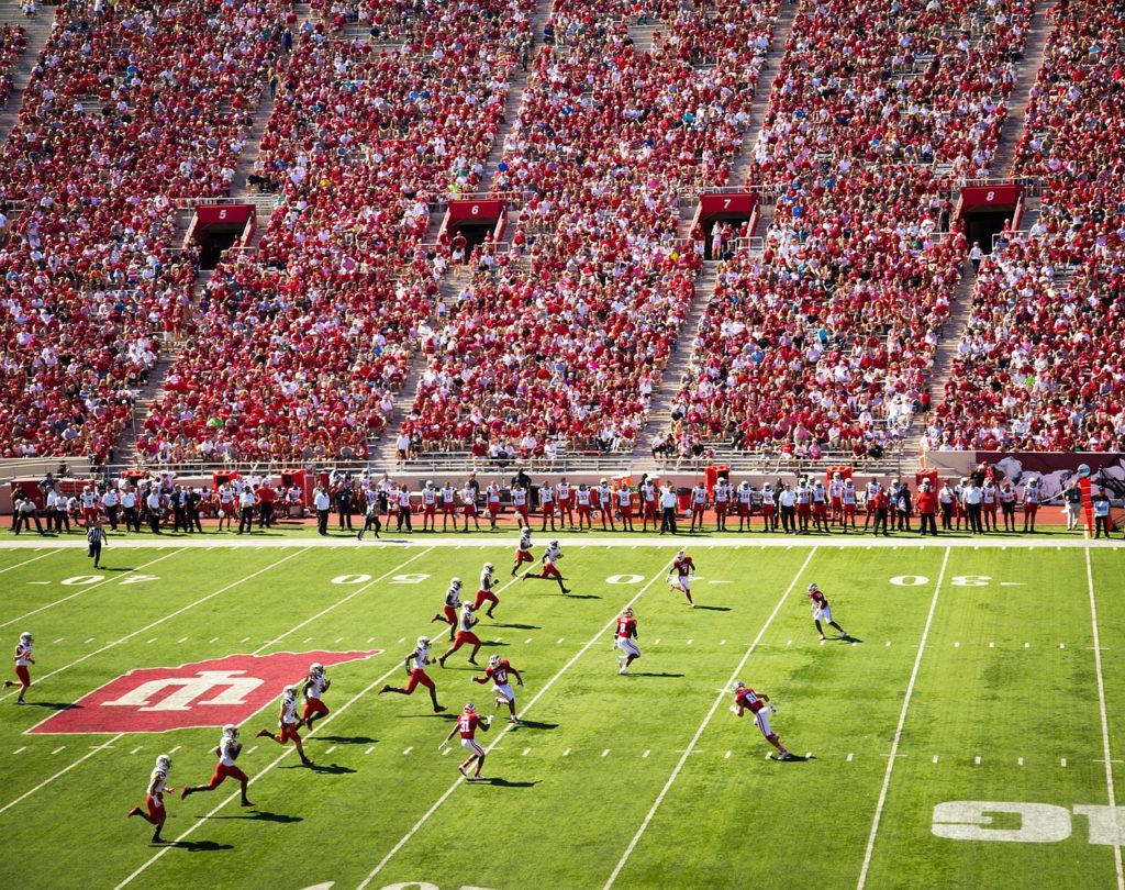 Football College Field Pitch  - Foundry / Pixabay